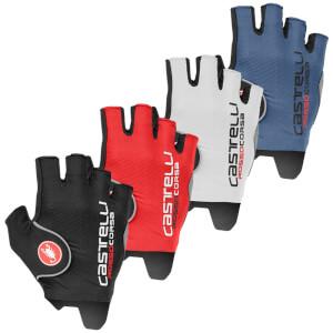 Castelli Rosso Corsa Pro Gloves - Black
