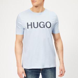 HUGO Men's Dolive T-Shirt - Light/Pastel Blue