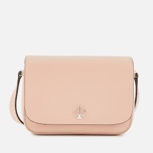Kate Spade New York Women's Nicola Small Flap Shoulder Bag - Flapper Pink