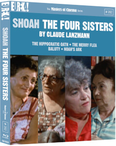 SHOAH: THE FOUR SISTERS (Masters of Cinema) Blu-ray edition