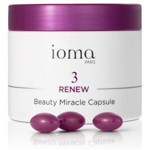 Cápsula Beauty Miracle da IOMA