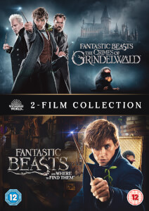 Fantastic Beasts Two Film Collection
