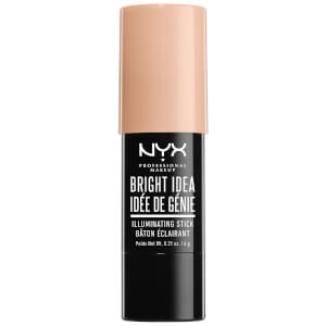 NYX Professional Makeup Bright Idea Illuminating Stick Chardonnay Shimmer 6g (Free Gift) (Worth £7.50)