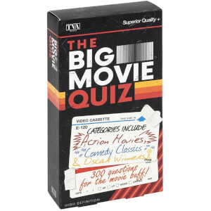 The Big Movie Quiz