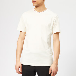 Kent & Curwen Men's Heritage T-Shirt - Off White