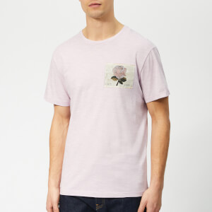 Kent & Curwen Men's New Rose T-Shirt - Lavender