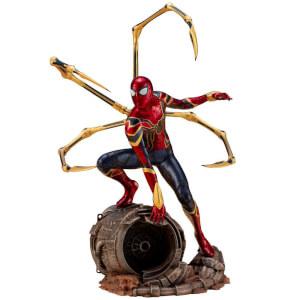 Kotobukiya Marvel Avengers: Infinity War ARTFX+ PVC 1/10 Iron Spider Statue 28cm