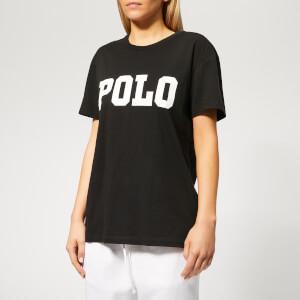 Polo Ralph Lauren Women's Big Polo T-Shirt - Polo Black