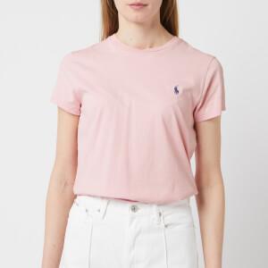 Polo Ralph Lauren Women's Short Sleeve T-Shirt - Resort Pink