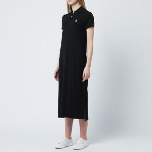 Polo Ralph Lauren Women's Polo T-Shirt Dress - Polo Black