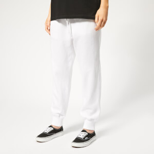 Polo Ralph Lauren Women's Ankle Sweatpants - White