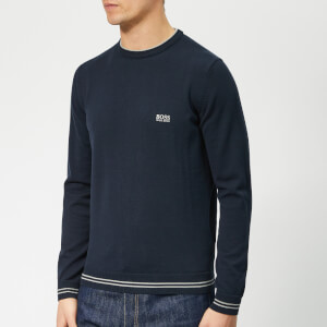 BOSS Men's Rimex Jumper - Navy