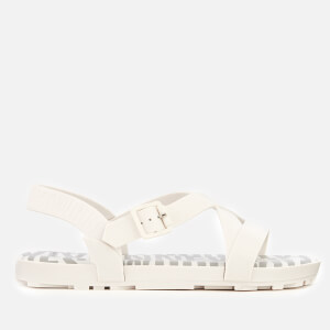 Vivienne Westwood for Melissa Women's Hermanos Strappy Sandals - White