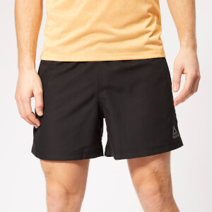 Reebok Men's Swim Basic Boxer Shorts - Black