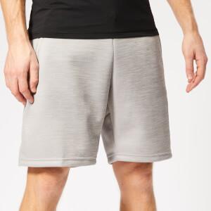 Reebok Men's Spacer Shorts - Grey Heather