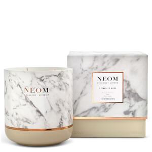 NEOM 完美幸福香氛蠟燭-大理石 四蕊