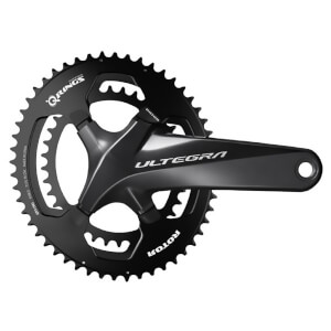 Rotor ALDHU Q Replacement Chainrings for Shimano Ultegra R8000