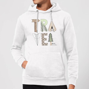 Barlena Travel Hoodie - White