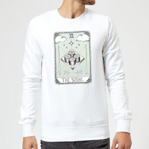 Barlena The Sushi Sweatshirt - White