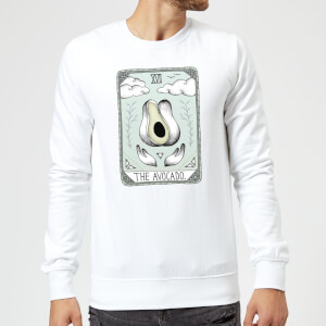 Barlena The Avocado Sweatshirt - White