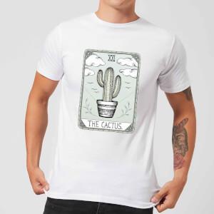 Barlena The Cactus Men's T-Shirt - White