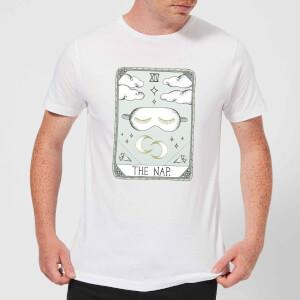 Barlena The Nap Men's T-Shirt - White