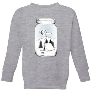Barlena New Adventure Kids' Sweatshirt - Grey