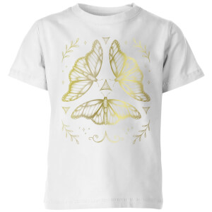Barlena Fairy Dance Kids' T-Shirt - White