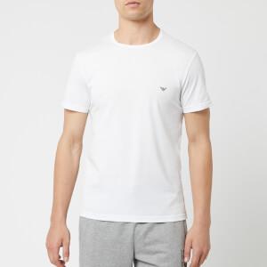 Emporio Armani Men's 2 Pack T-Shirt - Multi