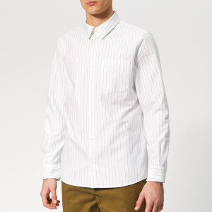 A.P.C. Men's Jeff Shirt - White