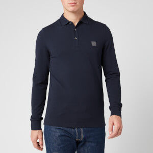 BOSS Men's Passerby Polo Shirt - Dark Blue