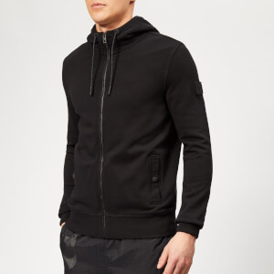 BOSS Men's Zounds Zip Hoodie - Black