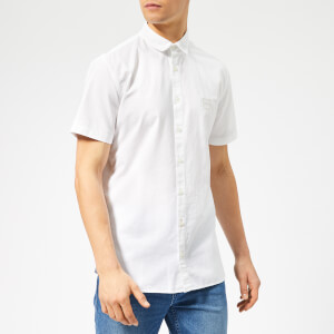 BOSS Men's Magenton Shirt - White
