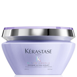 Kérastase Blond Absolu Masque Ultra Violet maschera nutriente anti-ingiallimento 200 ml