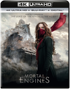 Mortal Engines - 4K UltraHD (Includes Blu-ray)