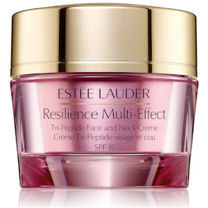 Estée Lauder Resilience Multi-Effect Tri-Peptide Face and Neck Crème SPF15 for Normal/Combination Skin -voide 50ml