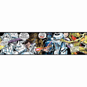 Star Wars Cartoon Border