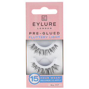 Eylure Pre-Glued Texture 117 Lashes