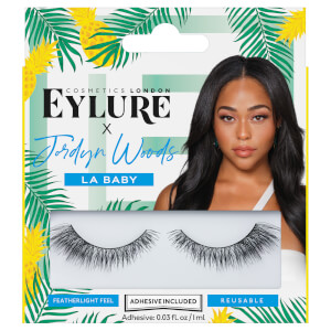 Eylure Jordyn Woods LA Baby Lashes