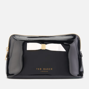 Ted Baker Women's Cahira Bow Makeup Bag - Black