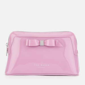 Ted Baker Women's Cahira Bow Makeup Bag - Light Purple