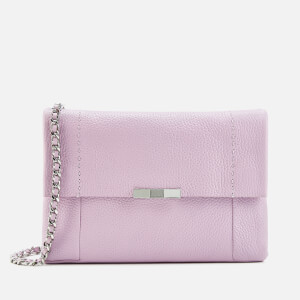 Ted Baker Women's Clarria Bow Detail Cross Body Bag - Light Purple