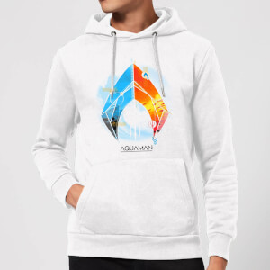 Aquaman Back To The Beach Hoodie - White