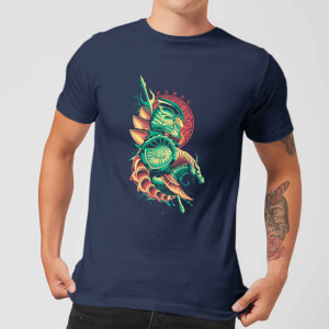 Aquaman Xebel Men's T-Shirt - Navy
