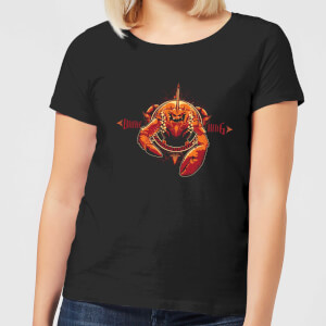 Aquaman Brine King Damen T-Shirt - Schwarz
