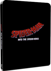 Spider-Man: A New Universe - Zavvi Exklusives Steelbook