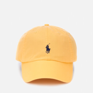 Polo Ralph Lauren Men's Cap - Fall Yellow