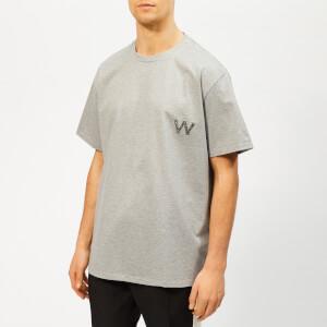 Wooyoungmi Men's W Basic T-Shirt - Grey