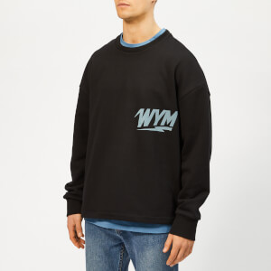 Wooyoungmi Men's Logo Sweatshirt - Black