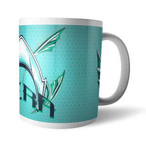 Aquaman Mera Mug